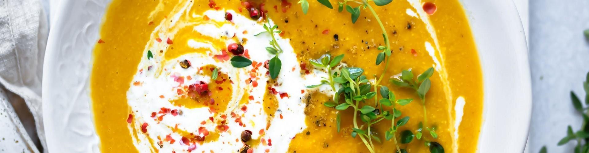 Soupes / Potages / Veloutés