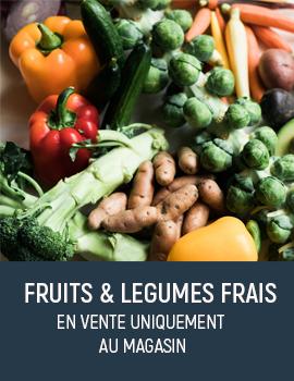 Image produits & Légumes